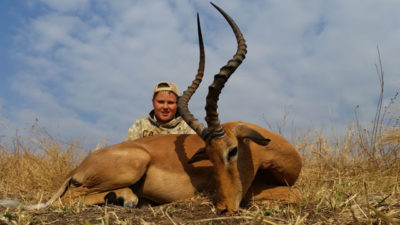 African Hunting Safaris Olsen Hunt