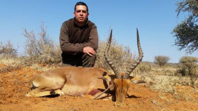 African Hunting Safaris Ricardo Hunt