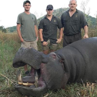 African Hunting Safaris Dangerous Game