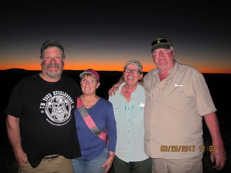 African Hunting Safaris Recent Trips
