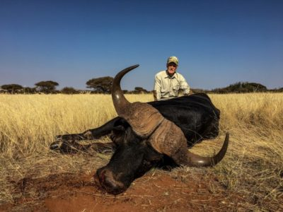 African Hunting Safaris Dangerous Game